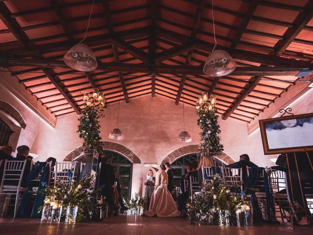 Il matrimonio di Marco e Chiara a Bracciano, Roma 18
