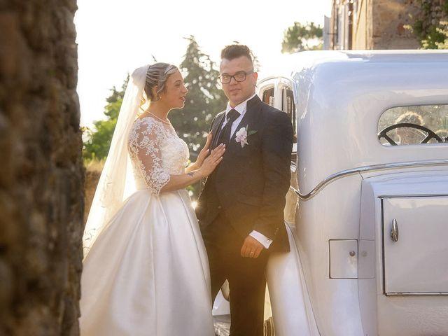 Le nozze di Roberto e Victoria
