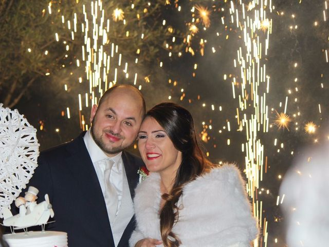 Le nozze di Francesco e Ketty