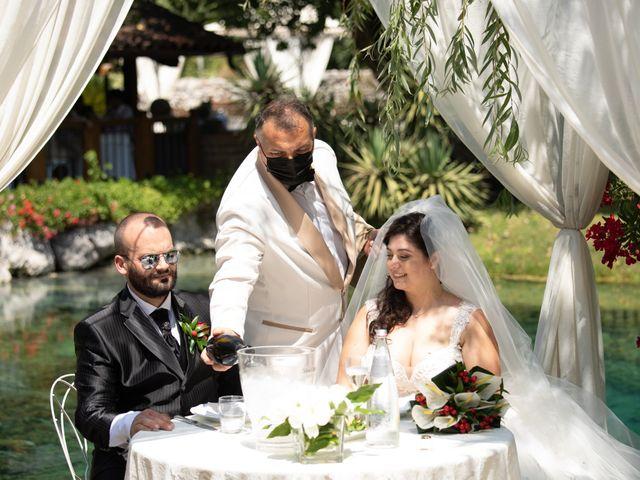 Il matrimonio di Diego e Francesca a Velletri, Roma 2