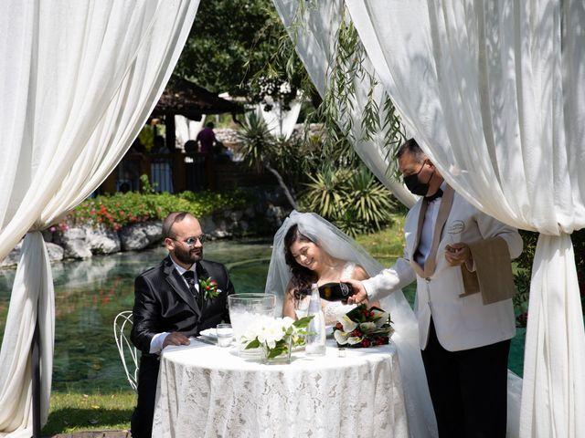 Il matrimonio di Diego e Francesca a Velletri, Roma 6