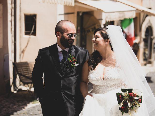 Il matrimonio di Diego e Francesca a Velletri, Roma 16