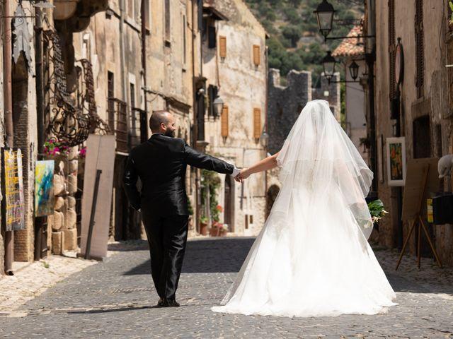 Il matrimonio di Diego e Francesca a Velletri, Roma 18