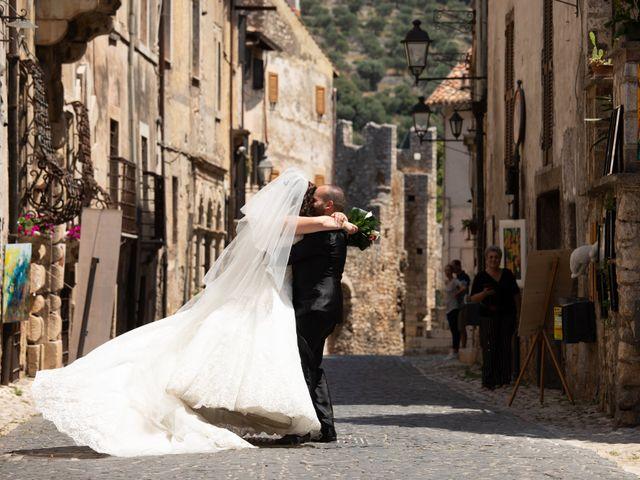 Il matrimonio di Diego e Francesca a Velletri, Roma 19