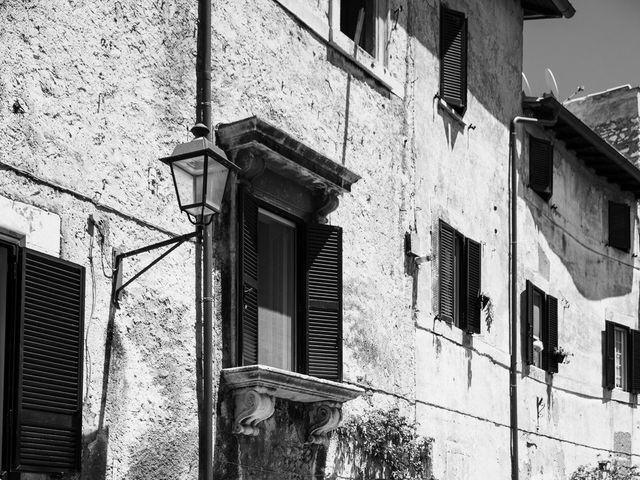 Il matrimonio di Diego e Francesca a Velletri, Roma 21