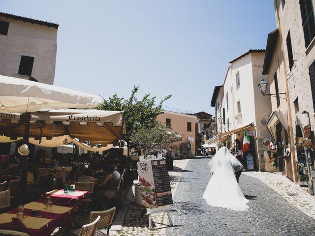 Il matrimonio di Diego e Francesca a Velletri, Roma 23