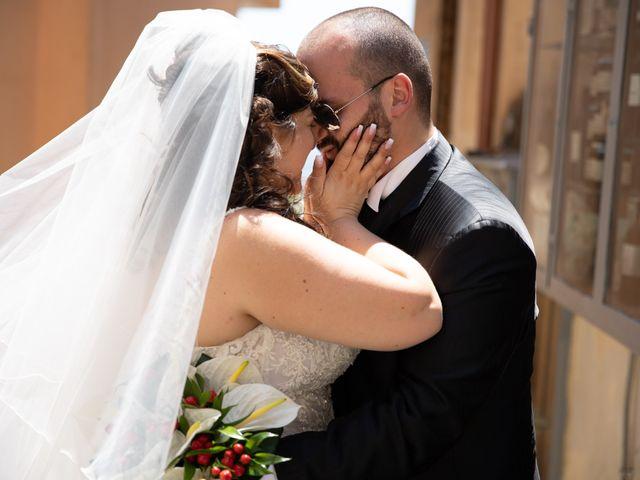 Il matrimonio di Diego e Francesca a Velletri, Roma 24