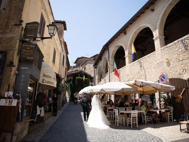 Il matrimonio di Diego e Francesca a Velletri, Roma 25