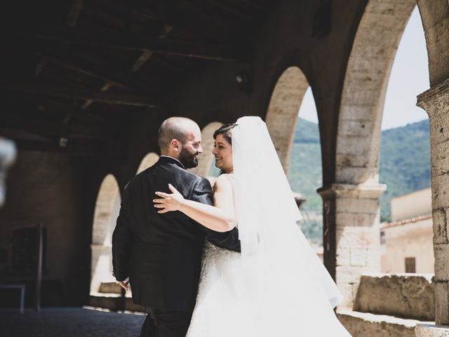 Il matrimonio di Diego e Francesca a Velletri, Roma 26