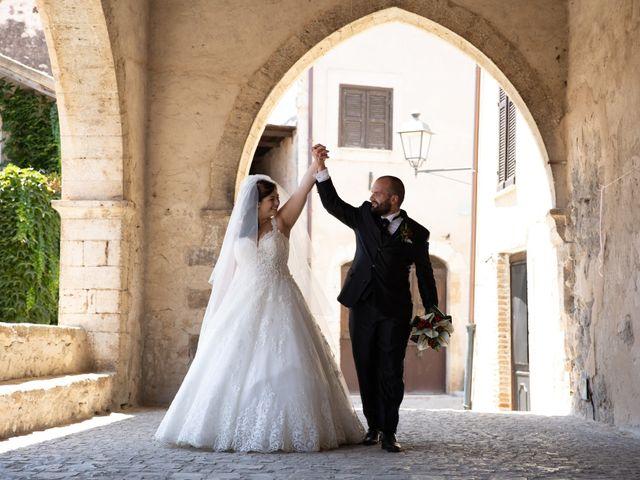 Il matrimonio di Diego e Francesca a Velletri, Roma 27