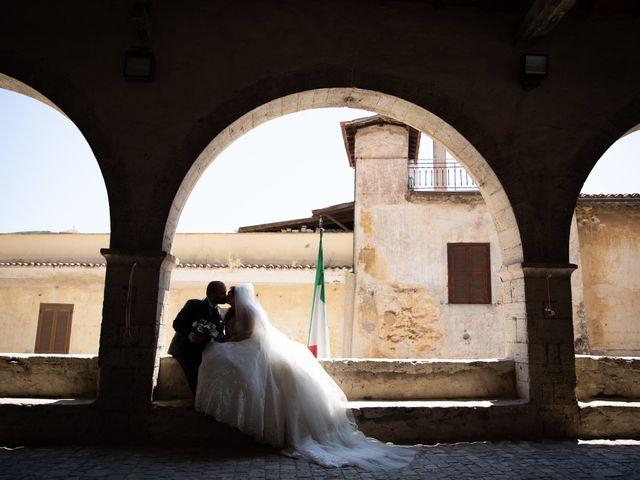 Il matrimonio di Diego e Francesca a Velletri, Roma 28