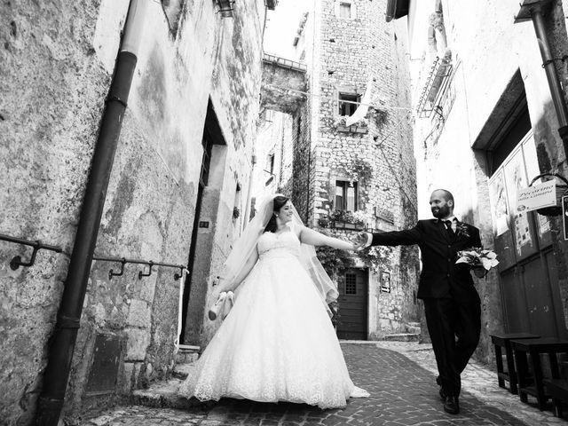 Il matrimonio di Diego e Francesca a Velletri, Roma 32