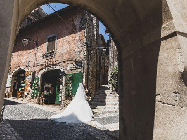 Il matrimonio di Diego e Francesca a Velletri, Roma 33