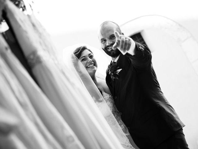 Il matrimonio di Diego e Francesca a Velletri, Roma 35