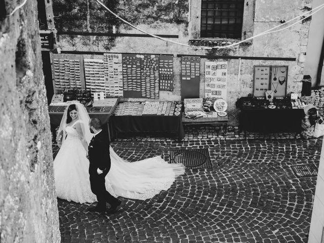 Il matrimonio di Diego e Francesca a Velletri, Roma 36