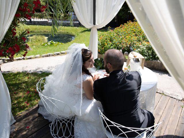 Il matrimonio di Diego e Francesca a Velletri, Roma 38