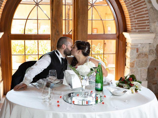 Il matrimonio di Diego e Francesca a Velletri, Roma 40