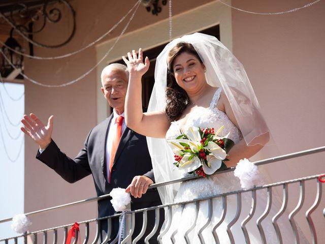 Il matrimonio di Diego e Francesca a Velletri, Roma 41
