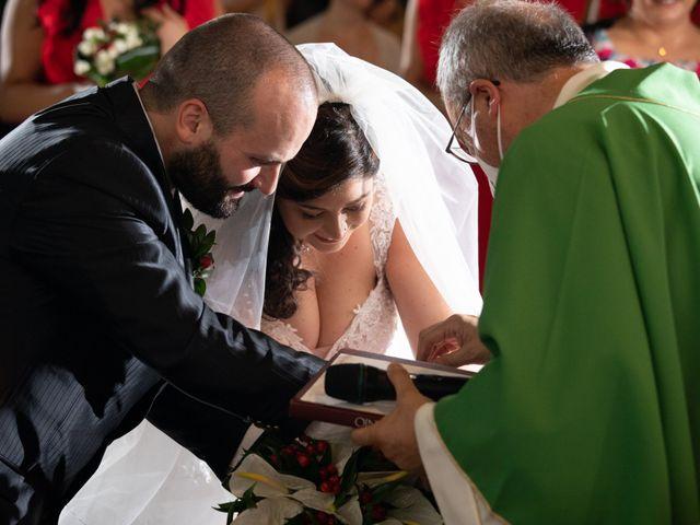 Il matrimonio di Diego e Francesca a Velletri, Roma 42