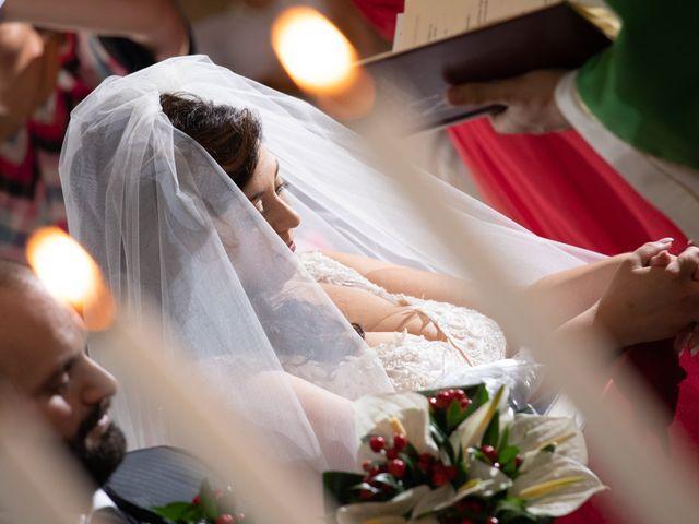 Il matrimonio di Diego e Francesca a Velletri, Roma 43