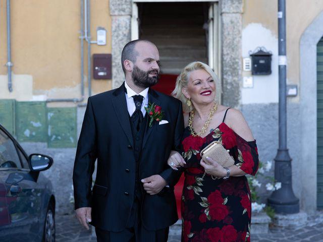 Il matrimonio di Diego e Francesca a Velletri, Roma 49