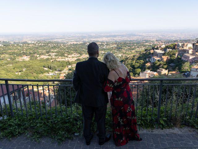 Il matrimonio di Diego e Francesca a Velletri, Roma 50