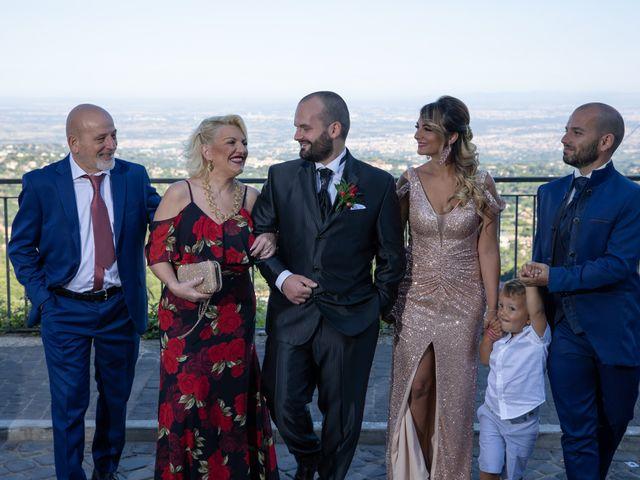 Il matrimonio di Diego e Francesca a Velletri, Roma 51