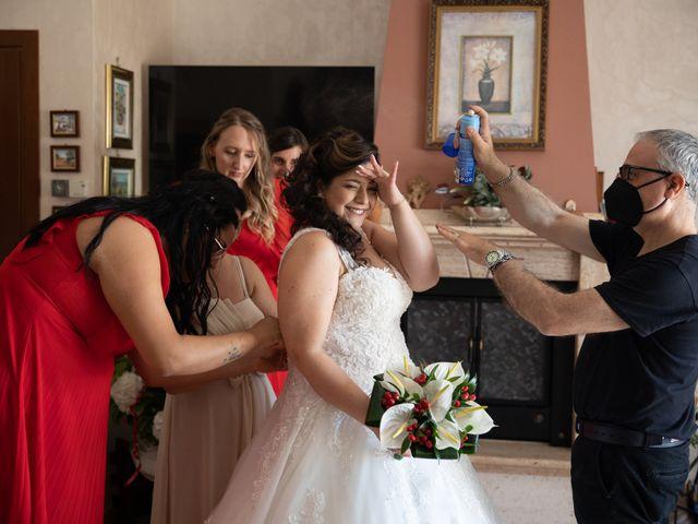 Il matrimonio di Diego e Francesca a Velletri, Roma 57