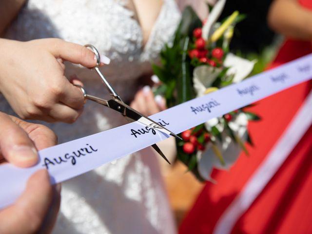 Il matrimonio di Diego e Francesca a Velletri, Roma 60