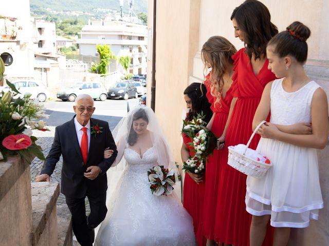 Il matrimonio di Diego e Francesca a Velletri, Roma 62