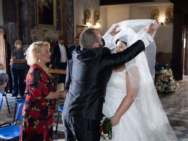 Il matrimonio di Diego e Francesca a Velletri, Roma 63