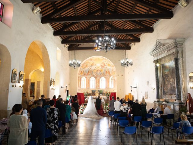 Il matrimonio di Diego e Francesca a Velletri, Roma 68