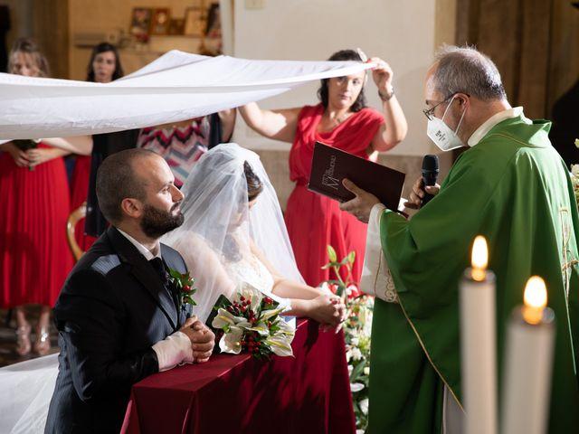 Il matrimonio di Diego e Francesca a Velletri, Roma 70