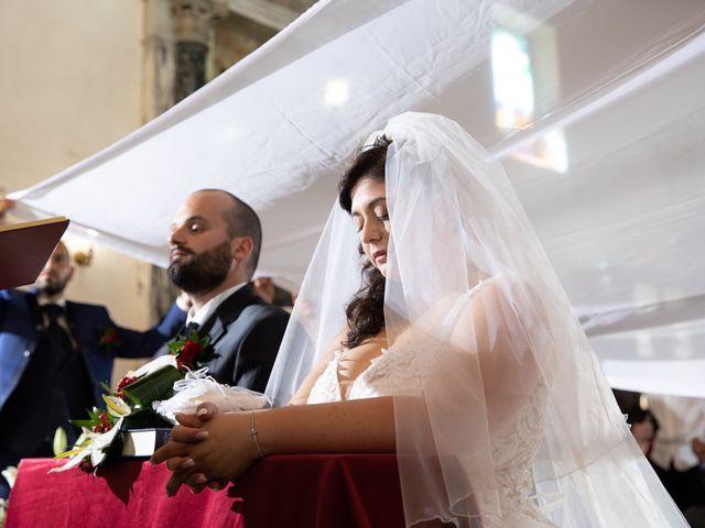 Il matrimonio di Diego e Francesca a Velletri, Roma 71