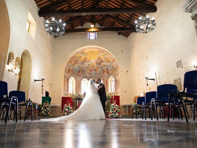 Il matrimonio di Diego e Francesca a Velletri, Roma 73