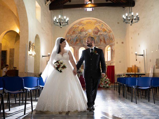 Il matrimonio di Diego e Francesca a Velletri, Roma 74