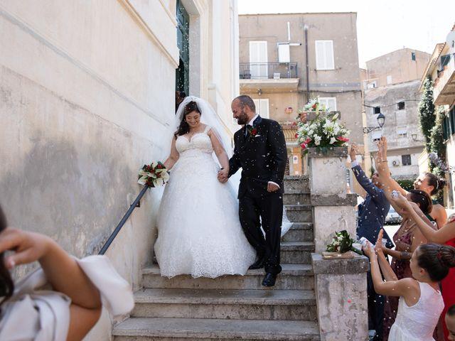 Il matrimonio di Diego e Francesca a Velletri, Roma 75