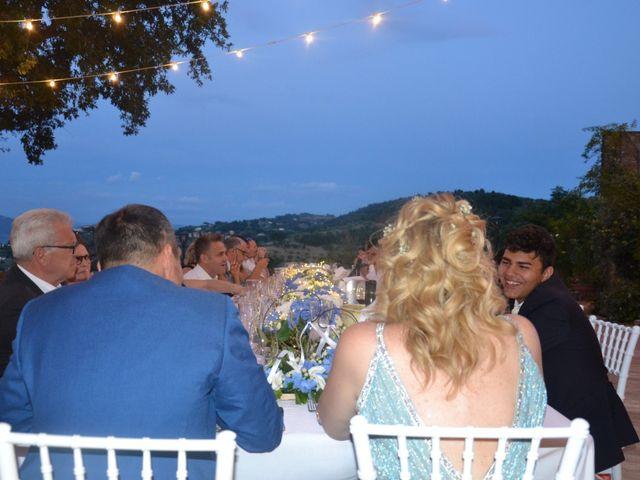 Il matrimonio di Assunta e Fabio a Torgiano, Perugia 1
