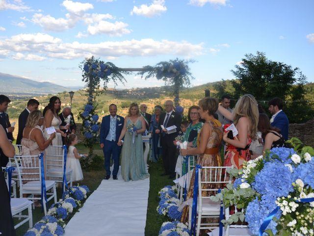 Il matrimonio di Assunta e Fabio a Torgiano, Perugia 2