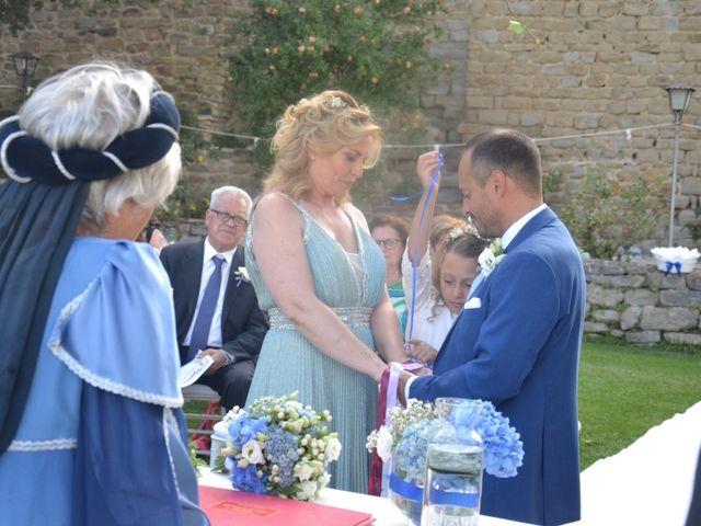 Il matrimonio di Assunta e Fabio a Torgiano, Perugia 4