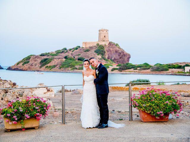 le nozze di Antonella e Daniele