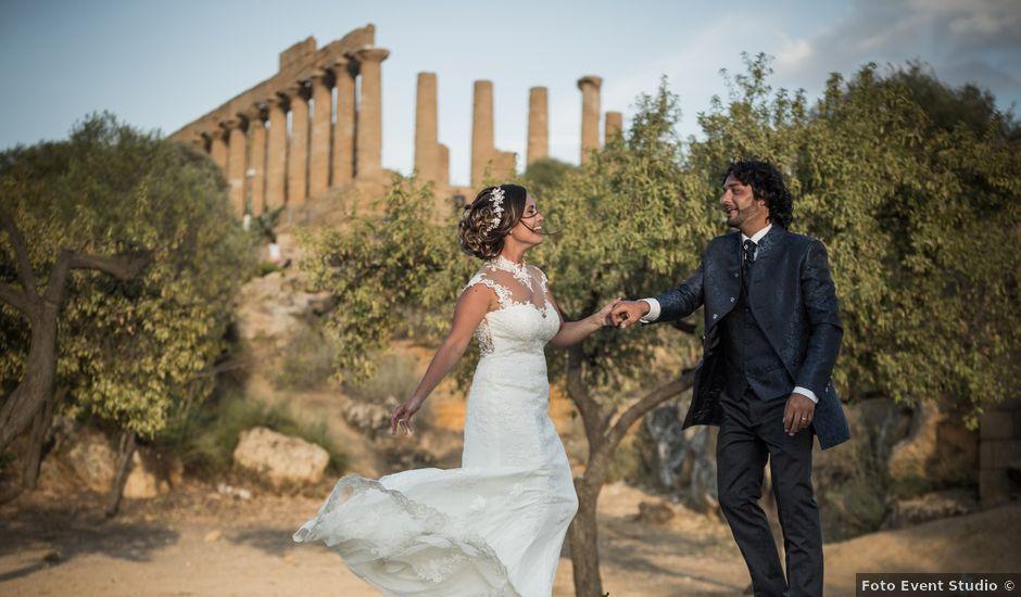 Il matrimonio di Antonio e Rosaria a Agrigento, Agrigento
