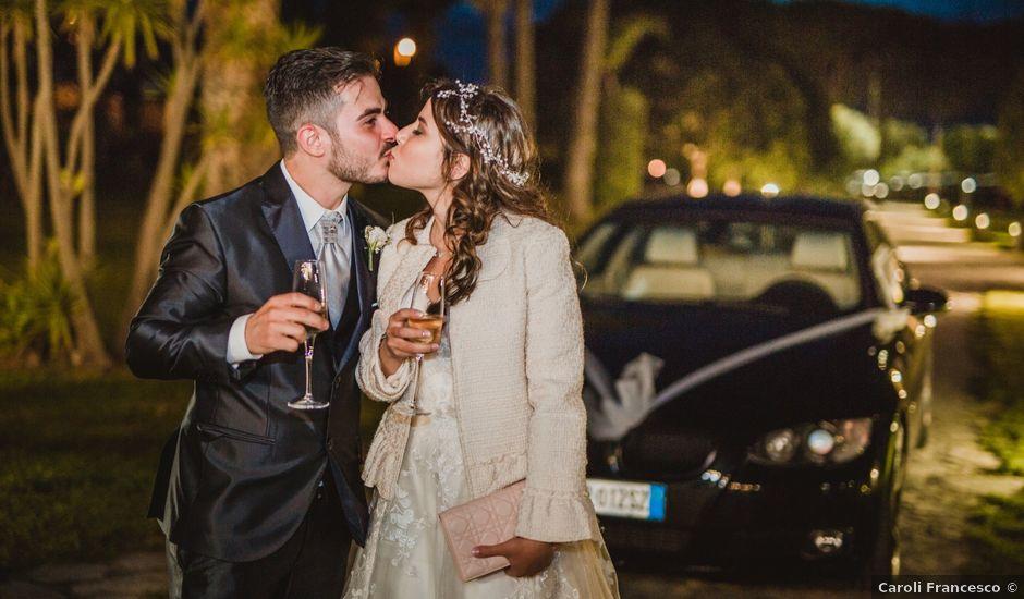 Il matrimonio di Alessandro e Alessandra a Taranto, Taranto