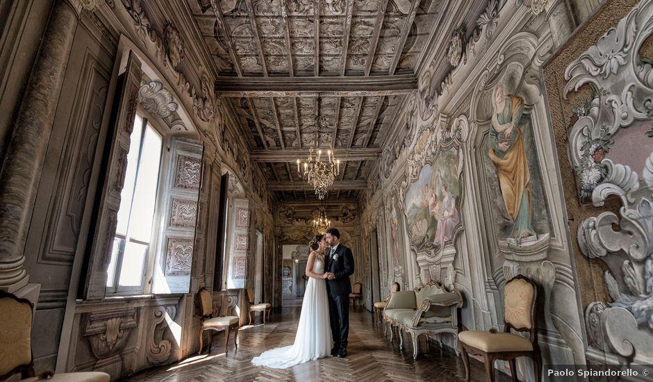 Il matrimonio di Simone e Denise a Cuveglio, Varese