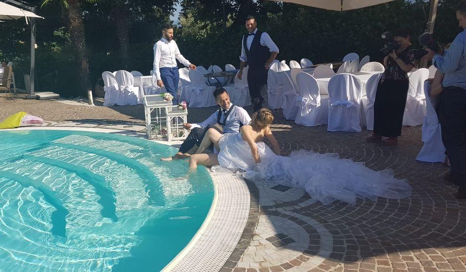 Il matrimonio di Simone e Samantha a Pico, Frosinone