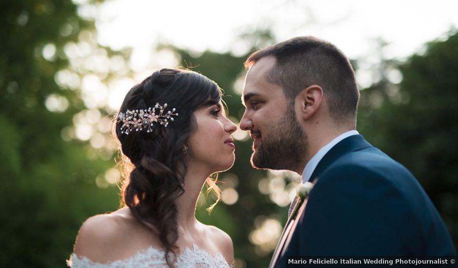 Il matrimonio di Federico e Ludmila a Crespellano, Bologna