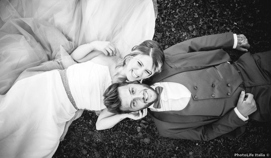 Il matrimonio di Gabriele e Nicole a Roppolo, Biella