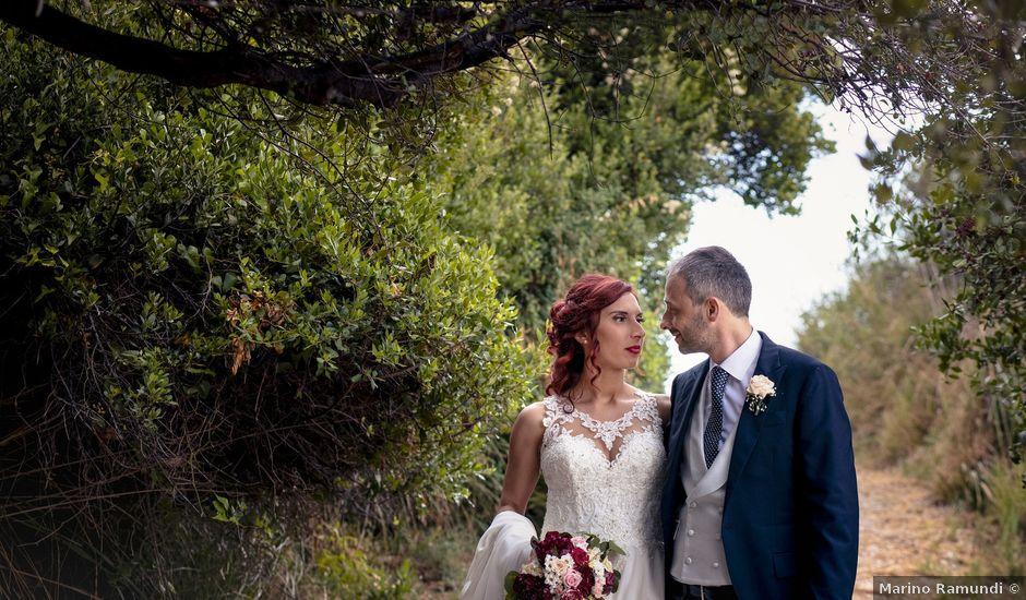 Il matrimonio di Simona e Pietro a Montenero di Bisaccia, Campobasso