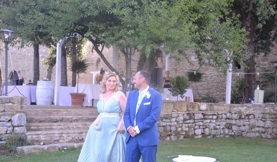 Il matrimonio di Assunta e Fabio a Torgiano, Perugia