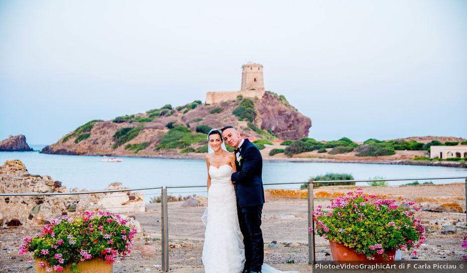 Il matrimonio di Daniele e Antonella a Cagliari, Cagliari